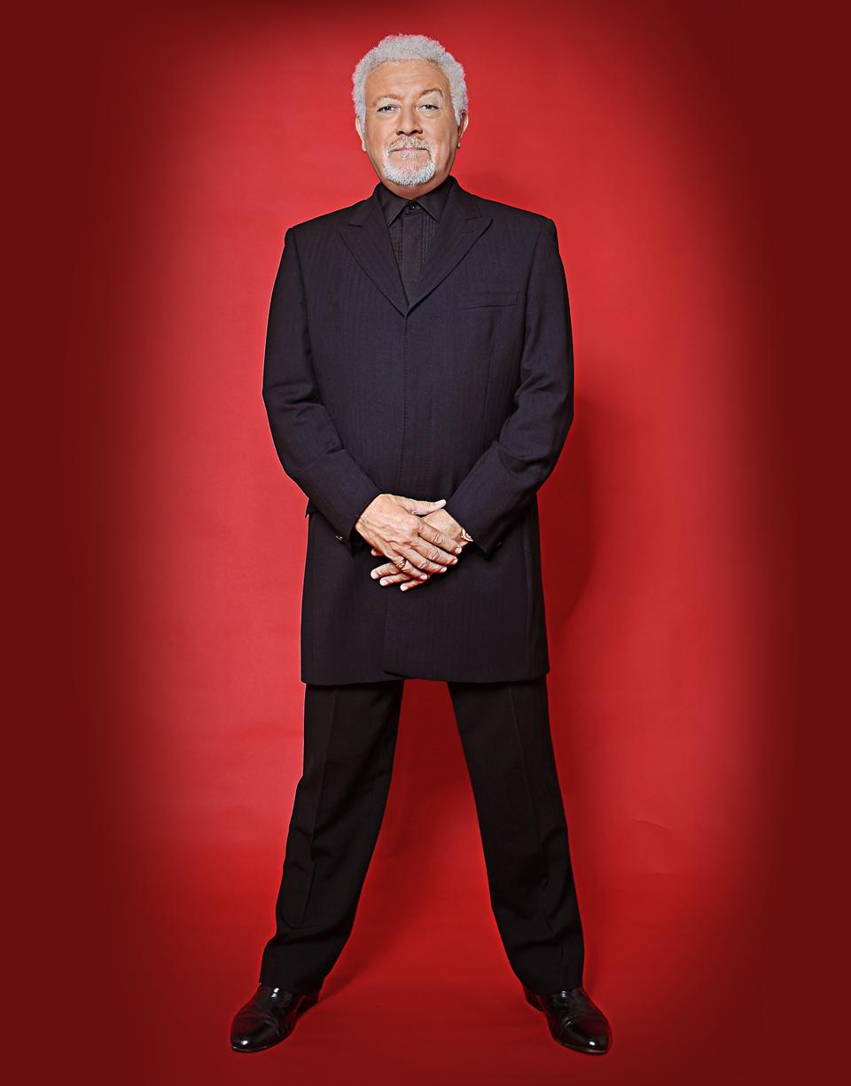 Martin Jarvis As Tom Jones
